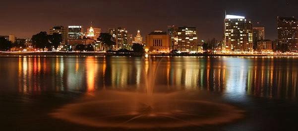 Oakland - California