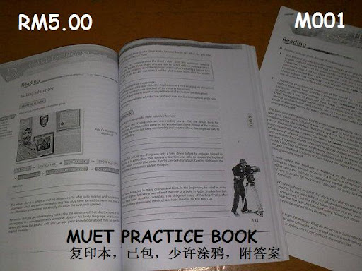 muet speaking practices Collection past year questions muet 1 past year questions muet malaysian university english test (muet.