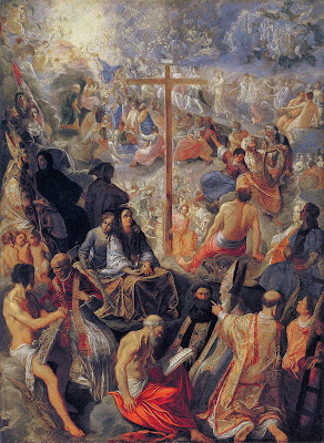 Adam Elsheimer - Glorification of the Cross