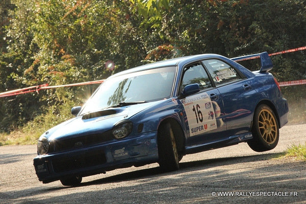 Rallye Cigalois 2012