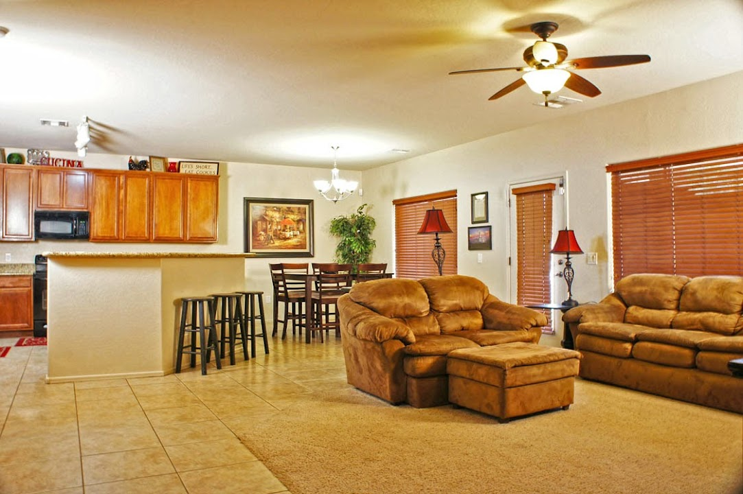 Casa Grande homes for sale family room
