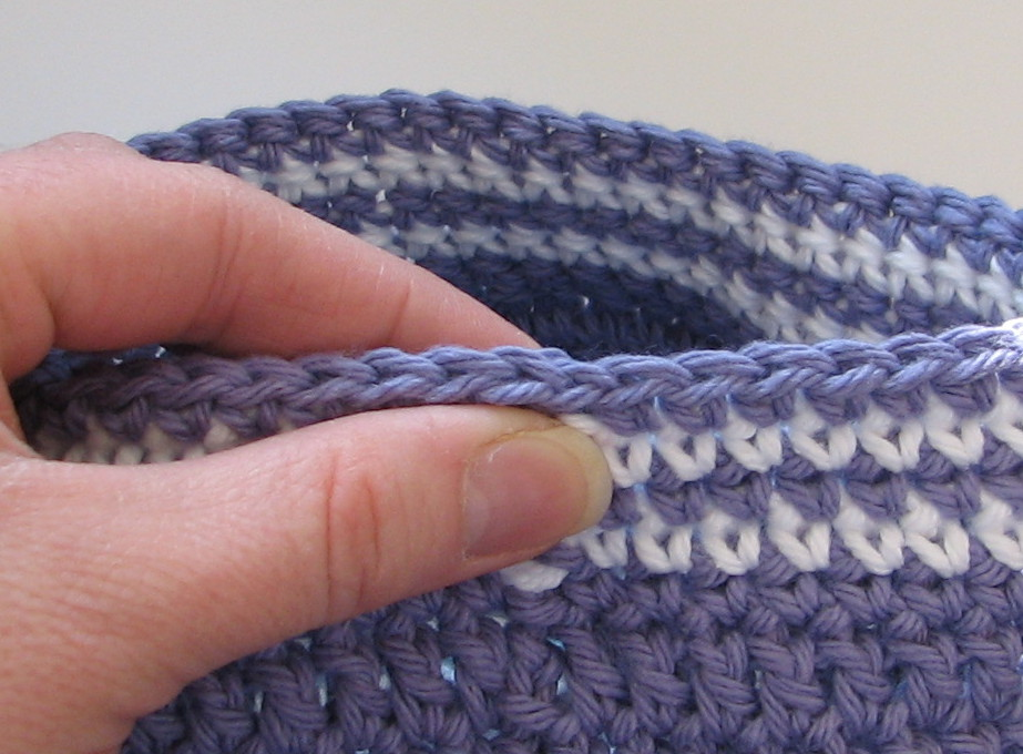 How to Fasten Off Your Crochet Project - Ambassador Crochet ...