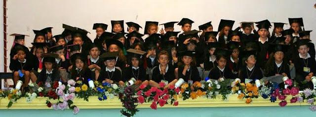 Graduación de Infantil 2014