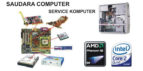 Jasa Layanan Service   Kami membuka layanan jasa service komputer meliputi Perbaikan Personal Computer (pc) Service Komputer , Service Laptop , Service Monitor , Service Printer , Jasa maintenance kontrak Perusahaan , instalasi Jaringan (Lan) dan menerima jasa panggilan