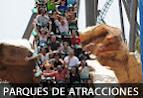 Parques de atracciones España