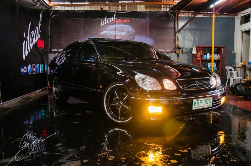 Checking Out Cebus Ideal Carwash - Ideal Autospa Custom Pinoy Rides pic3