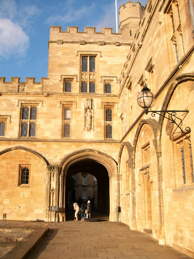 guide to oxford