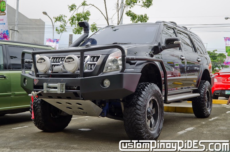 All-terrain Alterra Isuzu Custom Pinoy Rides Car Photography 4x4 Offroad Manila Philippines pic1