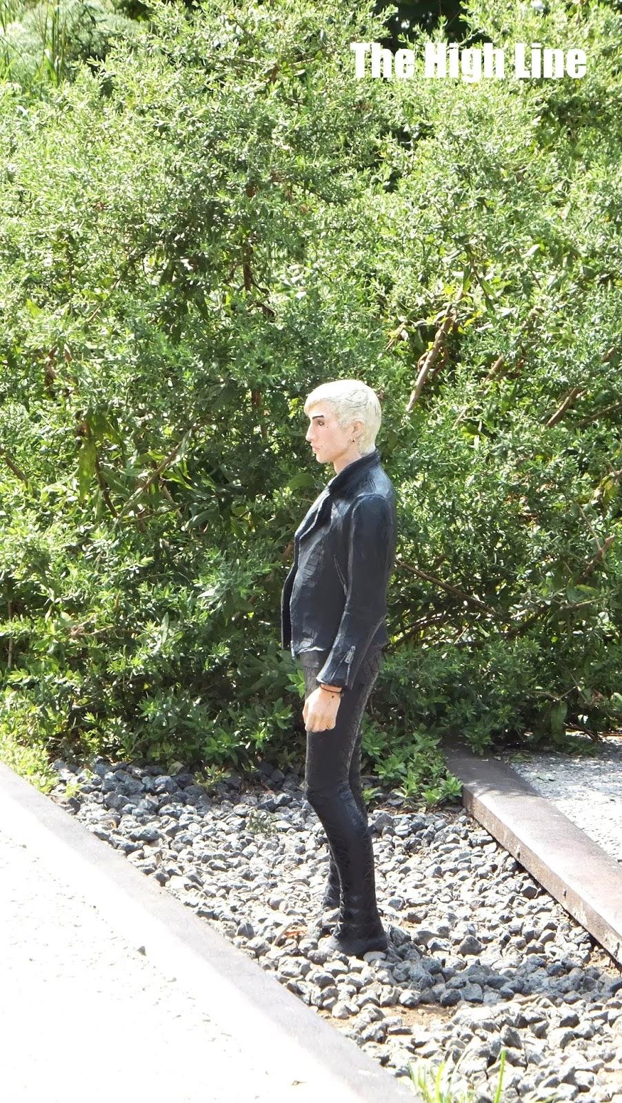 Carson, The High Line Art
