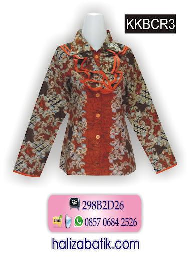 batik modern wanita, model baju batik, model baju batik modern