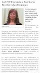 El Movimiento que lidera la escritora Isabel Oliver recibirá la Medalla de San Isidoro de Sevilla
