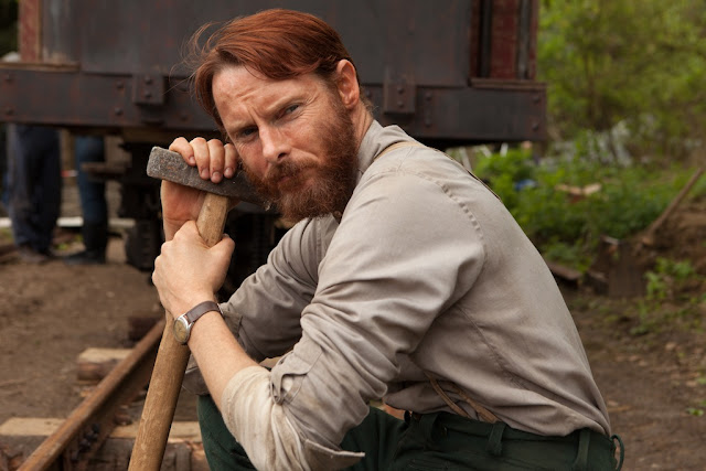 Sean Harris as Campbell in Serena