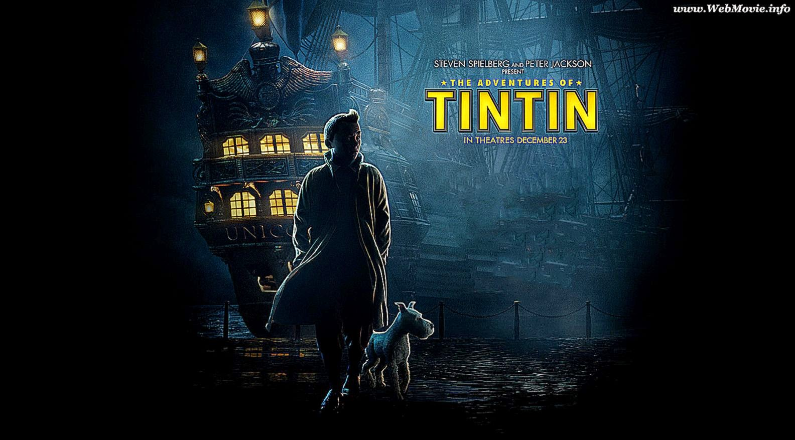 adventure of tintin The adventures of tintin trailer intrepid young reporter, tintin and his loyal dog, snowy are thrust into a world of high adventure when they discover a ship carrying an explosive secret.