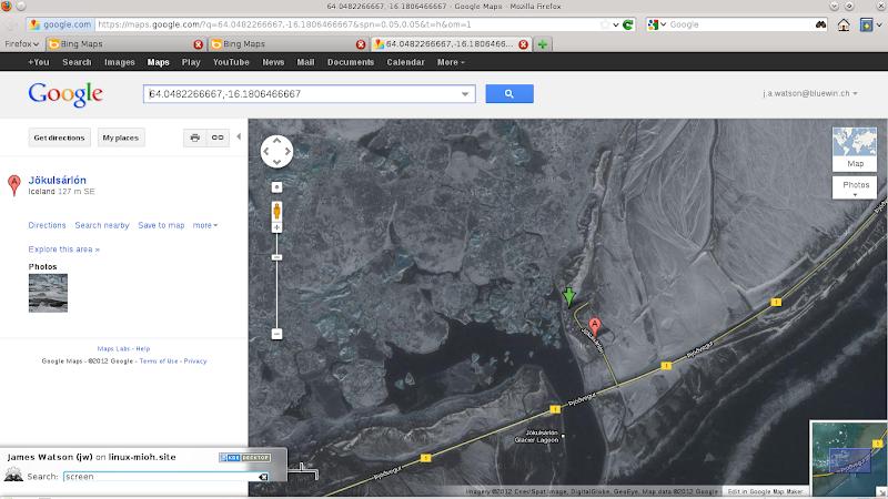 digiKam GPS