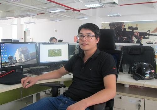 VTC Studio tiết lộ công việc thiết kế đồ họa của Generation 3 2