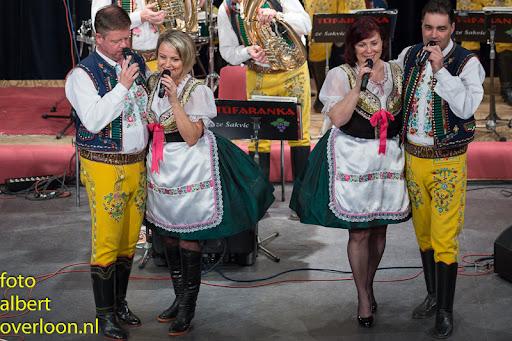 Blaaskapel Freunde Echo met Tufaranka Overloon 19-04-2014 (33).jpg