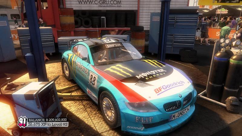 รายการรถกลุ่ม Rally ใน DiRT2 Bmw-02