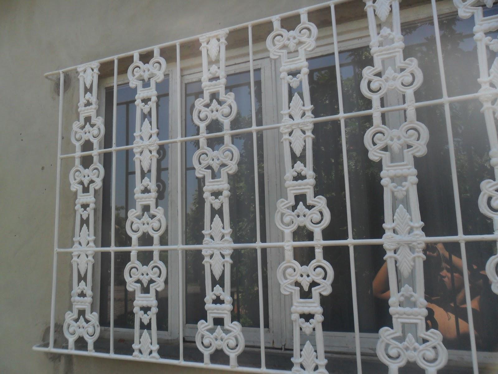 #5A5148 Serralheria Prados Verdes: Grades de ferro fundido para janela 566 Janelas Em Arco De Ferro