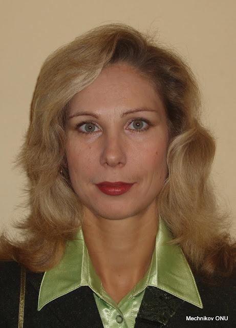 Чайковская  Марина Петровна