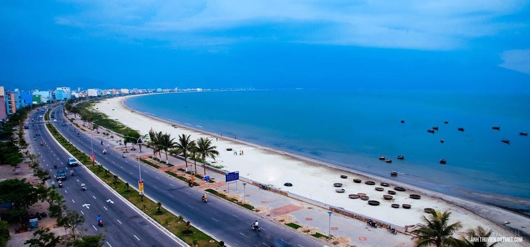 Đà Nẵng nổi tiếng với rất nhiều bãi biển đẹp