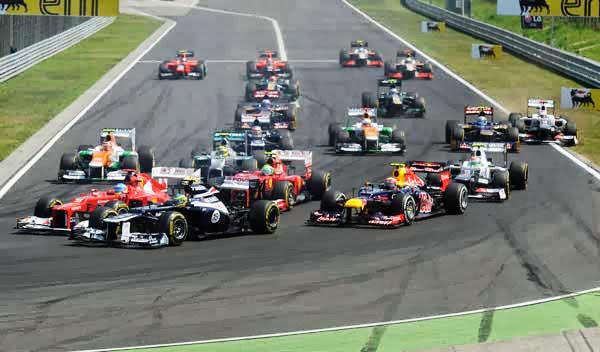 Fórmula 1, GP de Hungría