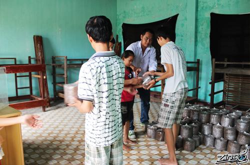 Game thủ Zing Speed làm từ thiện tại Đà Nẵng 6