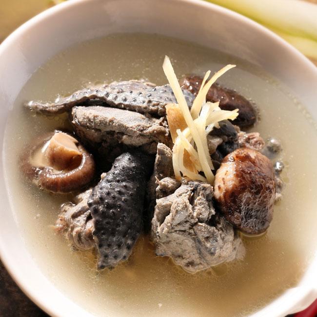 華陀香菇雞燉品