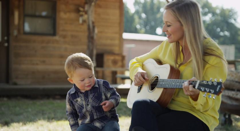 Pampers Exclusive Music Video by Jewel Starring Her Adorable Son Kase