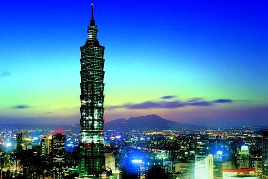 台北/夜景イメージ