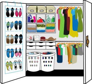 Seven Reasons To Organize Your Closets