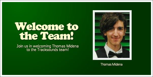 Welcome our Newest Team Member: Thomas Midena