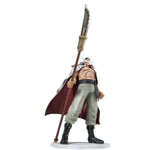 Excellent Model P.O.P One Piece Neo DX White Beard Edward Newgate Figure