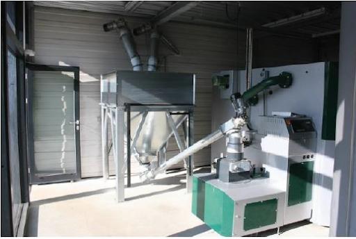 Sinfin para PELLETS HUESO ORUJILLO y biomasa similar.  - Foto 1