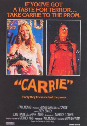 Book To Movie Remake: Carrie