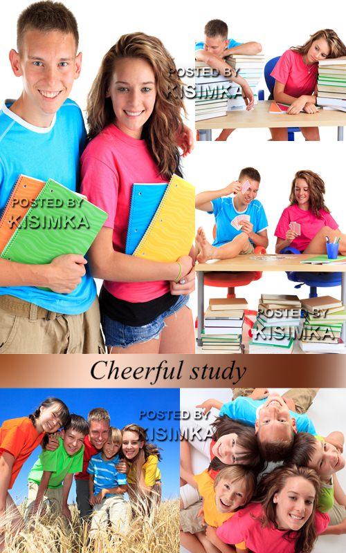 Cheerful study