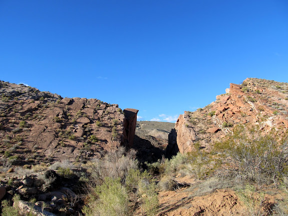 East Reef/Grapevine Wash