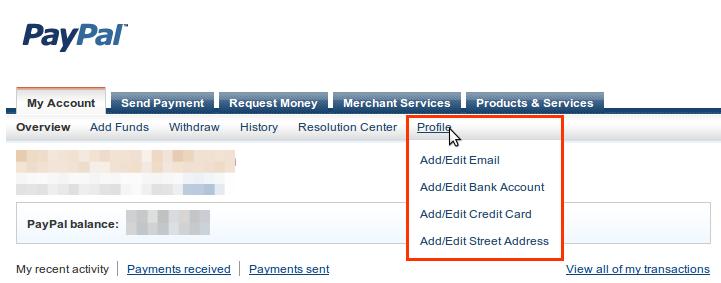 Verifikasi Paypal Menggunakan Bank Lokal 2