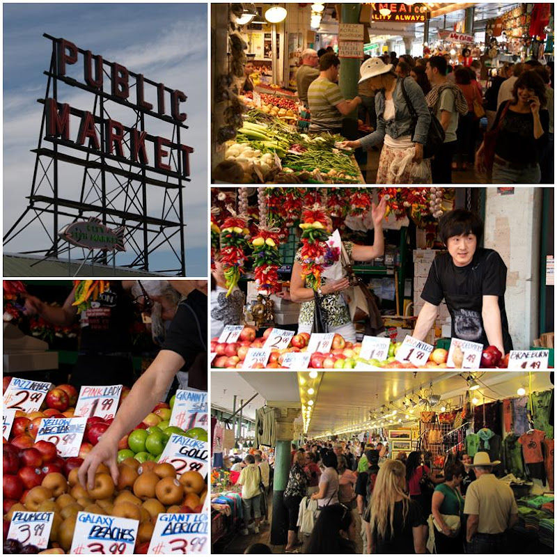 Seattle: Pike Market