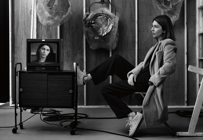 Sofia Coppola by Craig McDean, Interview Magazine
