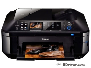 download Canon PIXMA MX884 printer's driver
