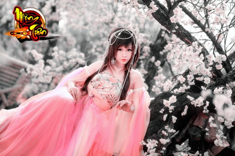 Ngự Thiên Huyền Nữ trong Mộng Tiên bước ra đời thực - Ảnh 4