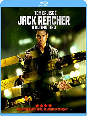 Filme Poster Jack Reacher – O Último Tiro BDRip XviD Dual Audio & RMVB Dublado
