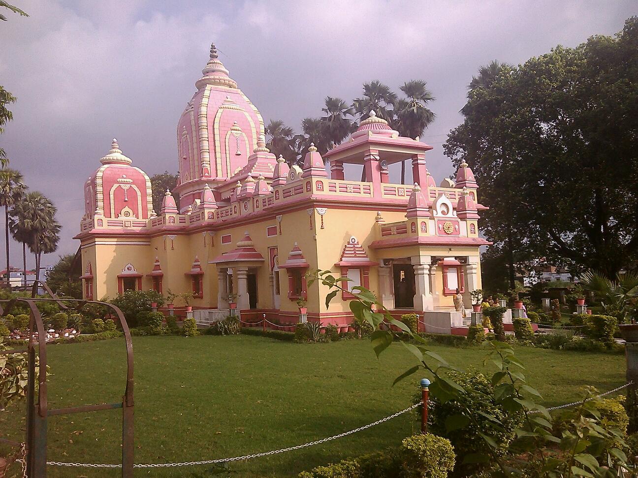 Ammaji Mandir, Valmiki Bhavan, Ayodhya - Sri Ramanin Padhayil