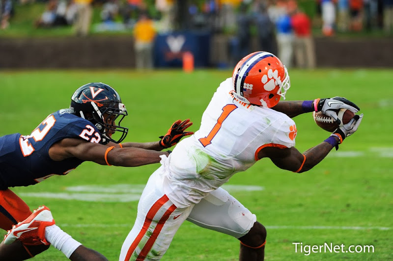 Clemson vs Virginia Photos - 2013, Football, Martavis Bryant, Virginia