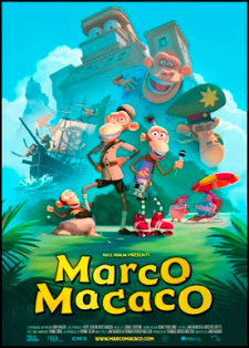 Marco Macaco Dublado