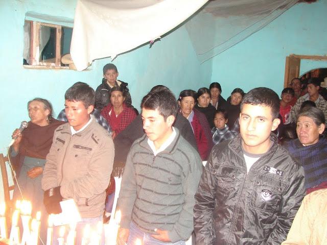 """""""Padre Eterno"""" en Pichampampa Alta"""
