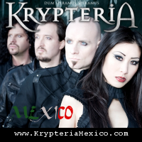 Krypteria Mexico