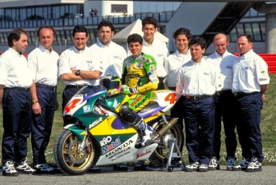 13 aprile 1997 - 13 aprile 2014: 18 anni di sfide mondiali per Gresini Racing