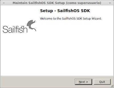 Maintain SailfishOS SDK Setup