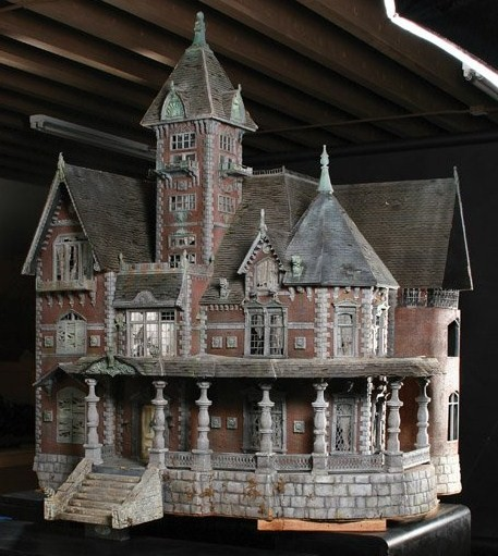 Terrain Wench Productions Haunted Mansion
